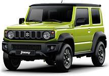 Фаркопы на Suzuki Jimny (c 2018 --)