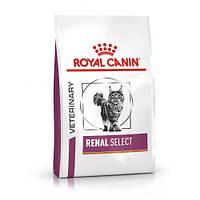Сухий корм Royal Canin Renal Select при хронічною нирковою недостатністю у кішок, 2 кг