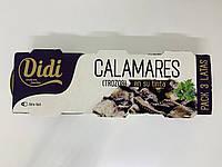 Кальмар с чернилами каракатицы, 78 г  Испания (цена за 1 шт)
