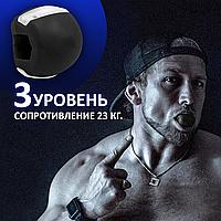 3 УРОВЕНЬ.( + шнурок) Тренажер для жевательных мышц, для мышц нижней челюсти, эспандер для лица, скул