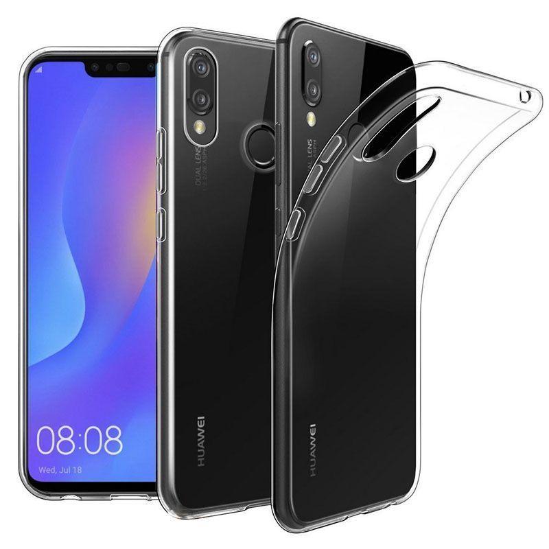 Чехол 1TOUCH TPU Ultra Thin Air Huawei Nova 3i, P Smart Plus Clear