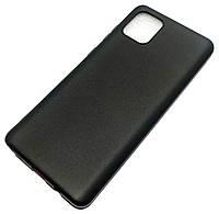Чохол для Samsung Galaxy Note10 Lite N770F / Galaxy A81 матовий Silicone Case Matte Ultra Slim