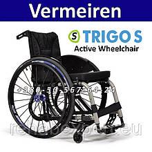 Активне крісло - коляска Vermeiren Trigo S / T Light and Adaptable Active Wheelchair