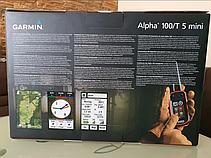 Система слежения за собаками Garmin Alpha 100 Т5 mini (010-01486-A3), фото 2