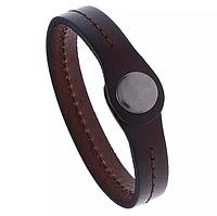 Чоловічий браслет зі шкіри, шт. (арт. 0225)