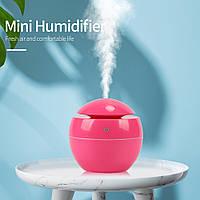 Увлажнитель воздуха, розовый, фото 1