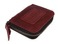 Ключниця шкіряна сумочка для ключів SULLIVAN k20(7) марсала