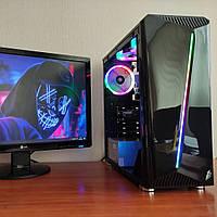 Игровой компьютер i5 2400, Radeon RX 380 4Gb, 8Gb RAM, HDD 500Gb, 500W блок питания