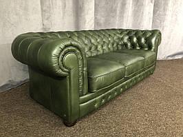 "Кожаный диван ""Chester"" Честер, Честерфилд"