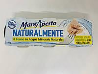 Тунец в минеральной воде Mare Aperto Naturalmente 80 г (цена за 1 шт)