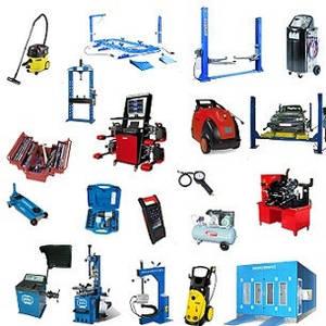 Монтаж и обслуживание оборудования для автосервиса