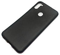 Чохол для Samsung Galaxy A11 A115F, M11 M115F матовий Silicone Case Matte Ultra Slim