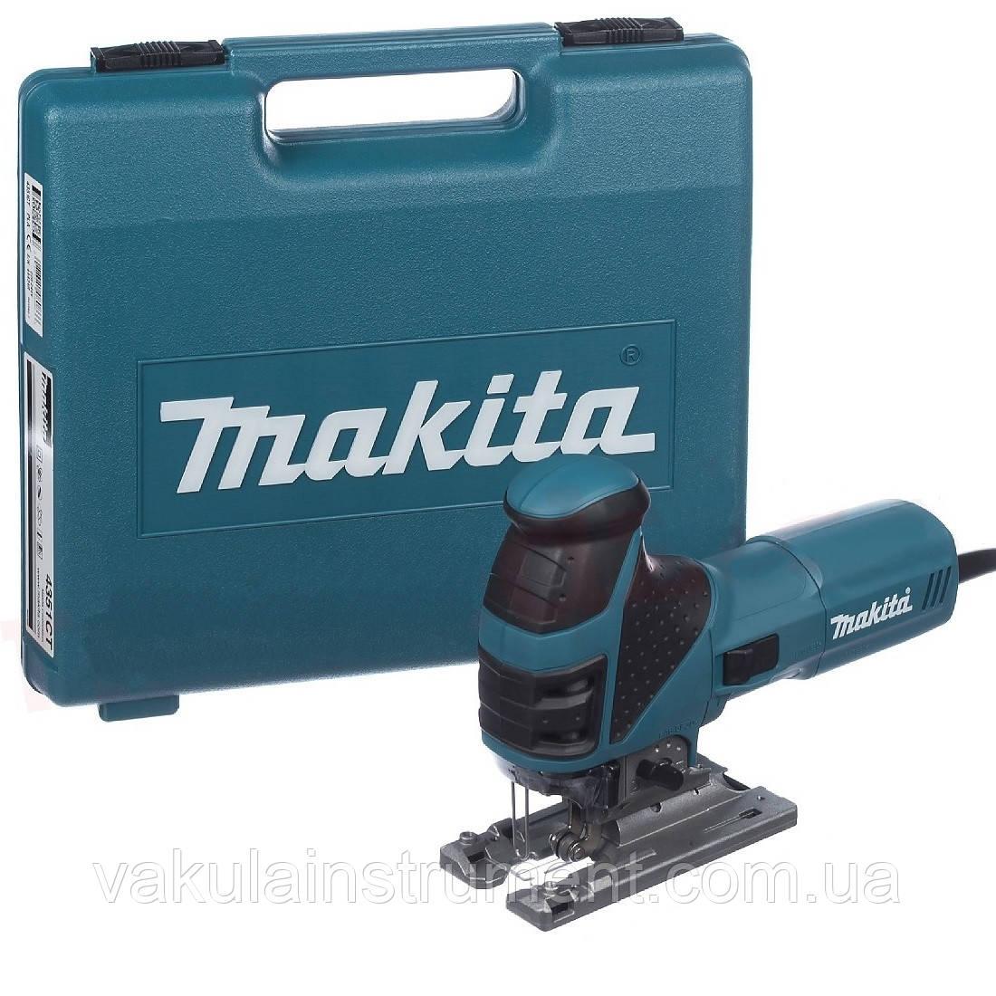 Лобзик з підсвічуванням Makita 4351 FCT