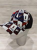 Бейсболка летняя кепка Fila