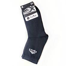 Носки подростковые для мальчика спорт демисезонные размер 30-35 черные