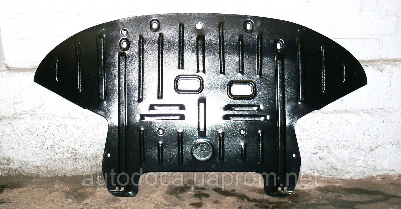 Защита картера двигателя и мкпп Audi A4 (B6) 2000-