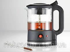 Электрозаварник SilverCrest STK 650 B2, електрочайник, самовар гейзерного типу для чаю і трав