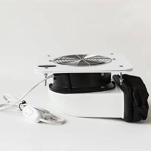 Вбудована витяжка для манікюрного столу Air Max MV150 врізна витяжка для манікюру