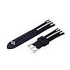 Силіконовий ремінець для годинника Xiaomi Amazfit Pace 22 мм, фото 5