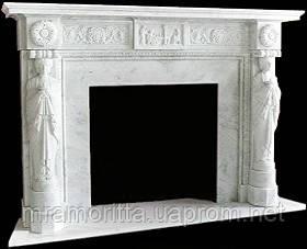 Мраморные камины порталы гранитные ХАРЬКОВ