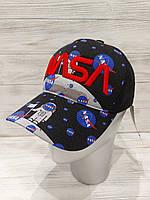 Бейсболка летняя кепка NASA