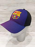 Бейсболка летняя кепка Barcelona