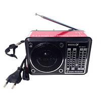 Портативный радиоприемник NEEKA NK-203RB