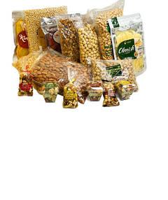 Орехи, сухофрукты, цукаты