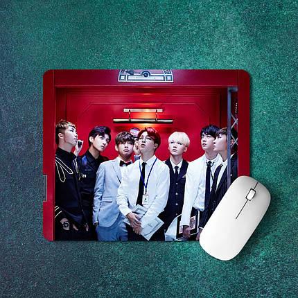 Коврик для мыши BTS 10 вариантов, фото 2