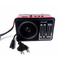 Портативный радиоприемник NEEKA NK-204RB