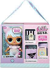 """Ігровий набір з мега-лялькою ЛОЛ Бон-Бон L. O. L. Surprise! 573050 """"Big B. B. Doll"""" Bon Bon LOL Big Baby"""