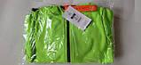 Детская куртка softshell Cool Club 104 салатовая, фото 7