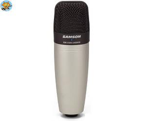 Микрофон студийный Samson C01