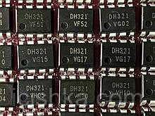 FSDH321 / DH321 DIP8 ШИМ контроллер для ИБП тюнера