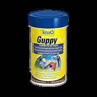 Корм для аквариумных рыб Tetra Guppy 250 мл хлопья для гуппи (129078)