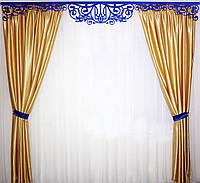 Стильные шторы для офиса