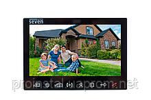 Домофон SEVEN DP–7575 FHD IPS black