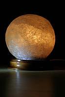 Соленая лампа в мистическом стиле