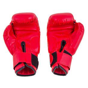 Боксерські рукавички Ever, DX-380, фото 2