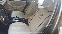 Накидки/чехлы на сиденья из Алькантары/Эко-замш ВАЗ Гранта (VAZ Granta)