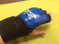 Накладки гелевые с бинтом кожа MATSA р.М (замена традиционным бинтам) Бинт-перчатка