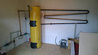 Проектирование и монтаж твердотопливных систем отопления, фото 1