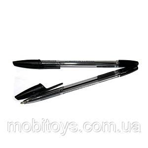 Ручка масляна Hiper Classic HO-1147 (1 мм) чорна, ш.к. 6938944311491