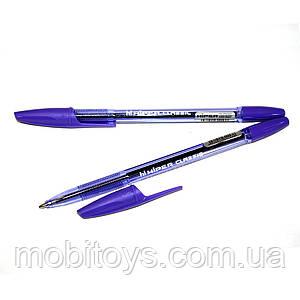Ручка масляна Hiper Classic HO-1147 (1 мм) фіолетова, ш.к. 6938944311538
