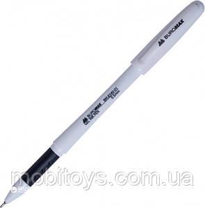 "Ручка гелева ""Buromax"", 0.5мм.  8340-01, чорна, ш.к. 4824004014742"