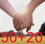 Новогодняя акция 50+20