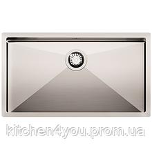 Кухонная мойка из нержавеющей стали 790х450 AquaSanita ENN100B