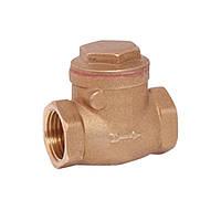 Лепестковый обратный клапан для отопления и водоснабжения 1/2 SD242W15