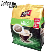 Rene Mild 36 шт кофе в чалдах для Philips Senseo