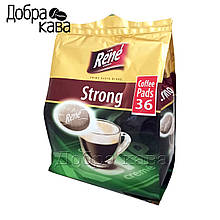Rene Strong  36 шт кофе в чалдах для Philips Senseo